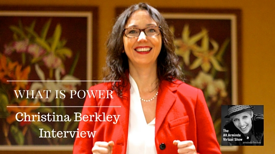 Christina Berkley Interview