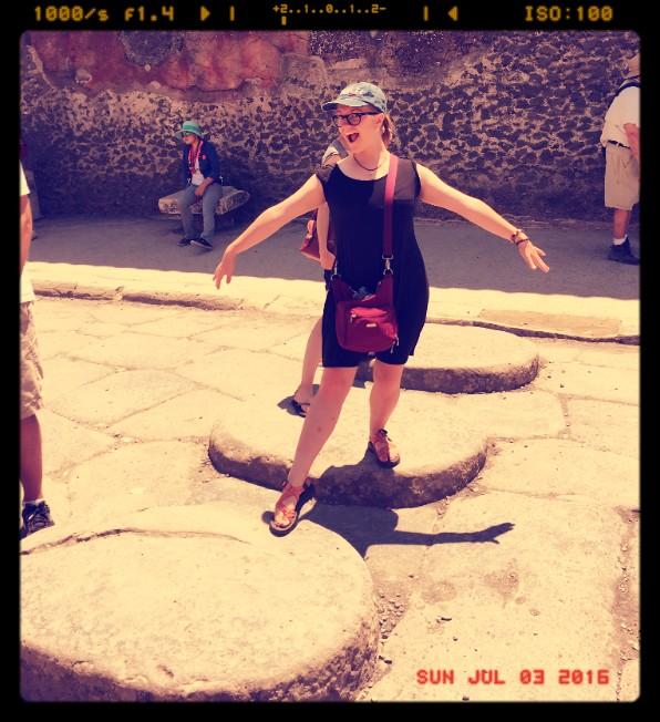 Pompeii's Got Dirt